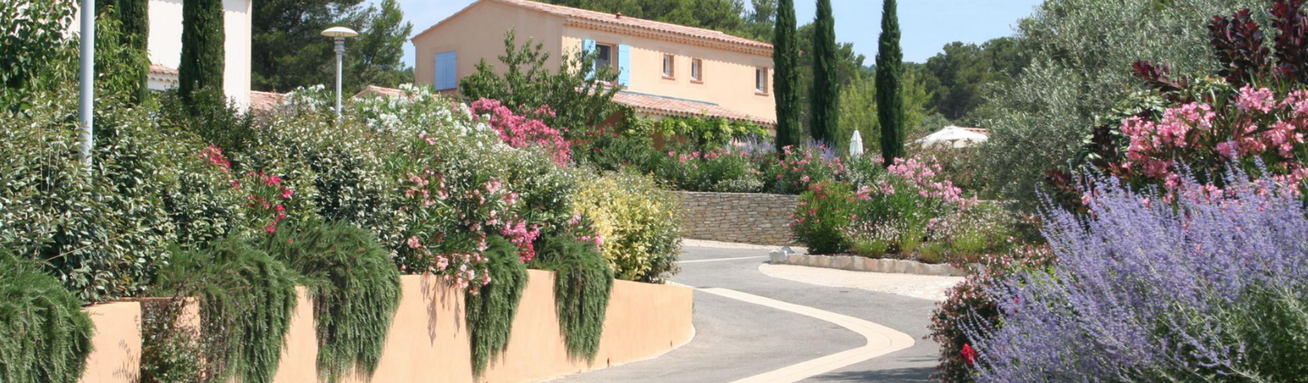 Villa Saumane